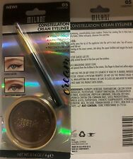 Milani 05 celestial constellation cream eyeliner long wearing cat eye smoky look