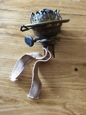 Victorian Oil Lamp Young's Twin Duplex Burner