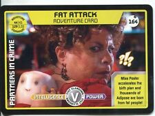 Doctor Who Monster Invasion Card #164 Fat Attack