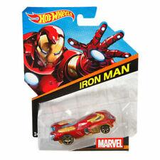 BNIB Hot Wheels Marvel Universe Die Cast Car Iron Man