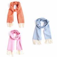 Bright Unisex 100% Wool Scarf (HWS5006)