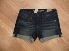 American Eagle Outfitters Regular Solid 6 Shorts for Women