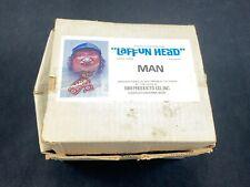Laffun Head Peter Figuren Squirter Original Man! NEW Never Used With Box