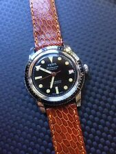 Fero SUPERWATERPROOF vintage da uomo Diver Watch (EB 8021)