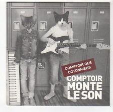 (FC374) Comptoir Des Cotonniers, Comptoir Monte Le Son, various - 2011 DJ CD