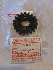 KAWASAKI KE125/KD125 TRANSMISSION DRIVESHAFT 5TH GEAR NOS!