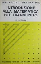 Introduzione alla matematica del transfinito. Trad. G. Borella. Parlando di mate