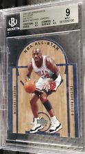 2007-08 Upper Deck Michael Jordan All-Star Die Cuts PSA 9 Mint