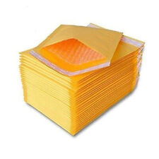 10x Poly Bubble Mailers Padded Envelopes Plastic Protective Packaging Bubble Pak