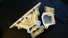 Ford 2.3 turbo SVO xR4ti upper lower intake porting knife edge gutted polishing*