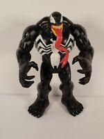 "Marvel Venom 5 1/4"" Super Hero Hasbro Comics Action Figure Spider-Man Toy"