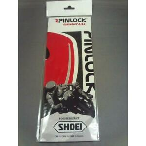 SHOEI PINLOCK CLEAR CW-1/CWF-1/CPB-1 For NXR , X-Spirit 3/2 & RYD Helmet