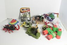 Lot Of 12 Vintage Toy Figures 90s Turtles