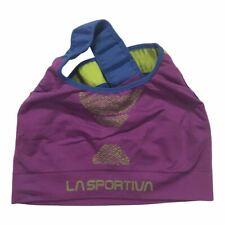 La Sportiva Focus Top Sports Bra, Small, Purple