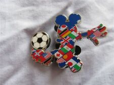 Disney Trading Pins 101175 Multi-Country Mickey Soccer Player