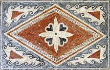 Outdoor Carpet Indoor Garden Home Decor Marble Mosaic Geo571