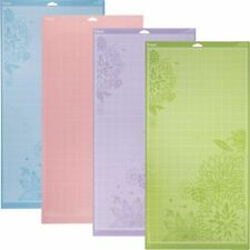 New Cricut 12in x 24in Variety 4-pack Cutting Mats Bundle