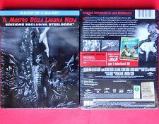 blu ray 3D+2D steelbook il mostro della laguna nera creature from black lagoon v