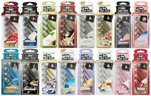 Yankee Candle Car Vent Sticks Car Air Freshener *15 Scents*Free Fast Postage