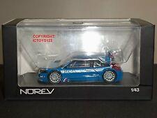 NOREV 517984 RENAULT MEGANE TROPHY GENDARMERIE BLUE DIECAST MODEL CAR