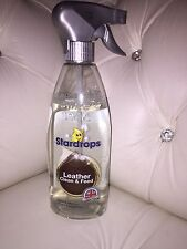 2 x Stardrops Wizz Leather Clean & Feed, Leather Care Leather Sofa care 2x 750ml