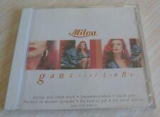CD ALBUM GANZ VIEL LIE BE MILVA 16 TITRES 2002 NEUF