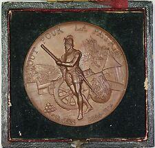1887 Geneva Switzerland Swiss Shooting Festival Medal R628d in Original Case