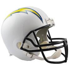 SAN DIEGO CHARGERS RIDDELL VSR4 NFL FULL SIZE REPLICA FOOTBALL HELMET