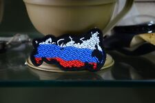 Map of Russia, Russian Tactical army morale military patch
