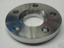"1/2"" REAR PULLEY SPACER-CHROME 2000'-UP HARLEY FXST"