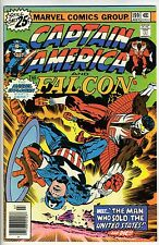 CAPTAIN AMERICA #199 - Falcon - Kirby