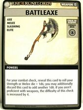 Pathfinder Adventure Card Game - 1x Battleaxe - Rise of the Runelords