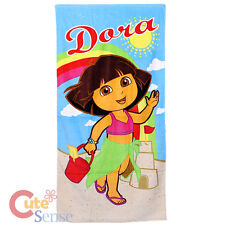 Dora The Explorer Dora Beach Towel Bath Towel 30x60 Sandplay