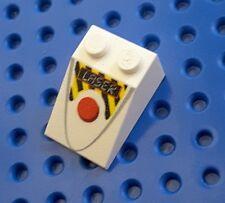 LEGO 3298pb041 Slope 2x3 IN SERIE. dal SET 7592