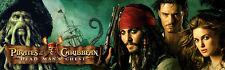 Pirates Of The Caribbean - Dead Man's Chest (DVD-2006,1 Disc. SLIM CASE)Region 2