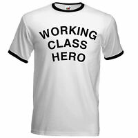 Working Class Hero Inspired By John Lennon T Shirt