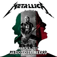 Metallica/WORLD WIRED Tour/Live/Foro Sol, Mexico-March 03, 2017