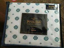 Pendleton King Size San Miguel Flannel Sheets