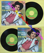 LP 45 7'' LEO SAYER One man band Drop back 1974 italy CHRYSALIS no cd mc dvd (*)