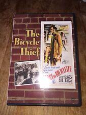 Dvd The Bicycle Thief 1998 Vittorio de sica Italian w english subtitles