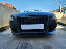 Audi A4 B8 8K Pre-Facelift Mesh Grill Sport Grill S + Mesh Bumper Air Intakes-