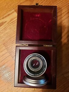 Bower Professional 0.45X / Wide and Macro Lens with wooden box