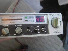 Realistic 40 Channel CB Radio  TRC-414  w/ Mic