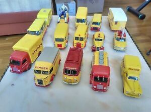 miniatures voitures cirque PINDER 1:43