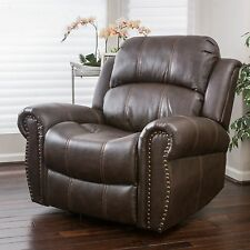 Recliner Chairs For Living Room On Sale Lazy Boy Big Leather Glider Cushion NEW