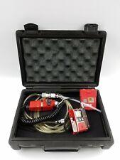 Riken Keiki Rki Gx 2001 Confined Space Kit Withrp 6 Pump Please Read