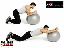 65cm Size with DVD Fitness Exercise Balls