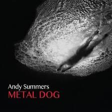 Andy Summers Metal Dog   Gateford  Sleeve CD Album Indie- Police