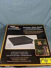 Masterbuilt MB20101613 20101613 Smoker Side Shelf, Black