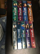 Smallville 1-9 Tv Series Dvd Lot: Complete Seasons 1 -9 Z119